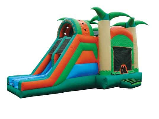 Do you delivery bouncy bounce, water slides party rental equipment or do I have to pick it up and set it up myself?