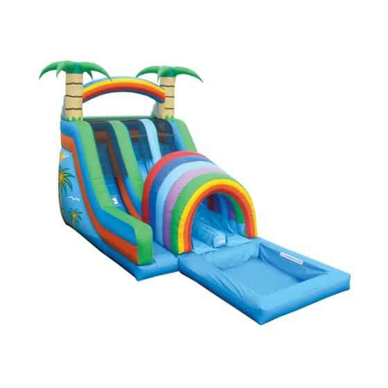Can I rent a waterslide for my party or event?
