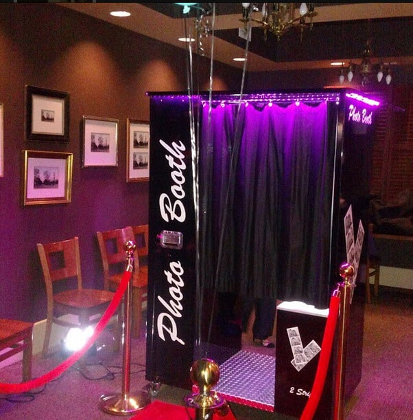 Can I rent a photo booth for my party or event?