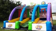 What electrical requirements are necessary to operate a Bounce House or Slide