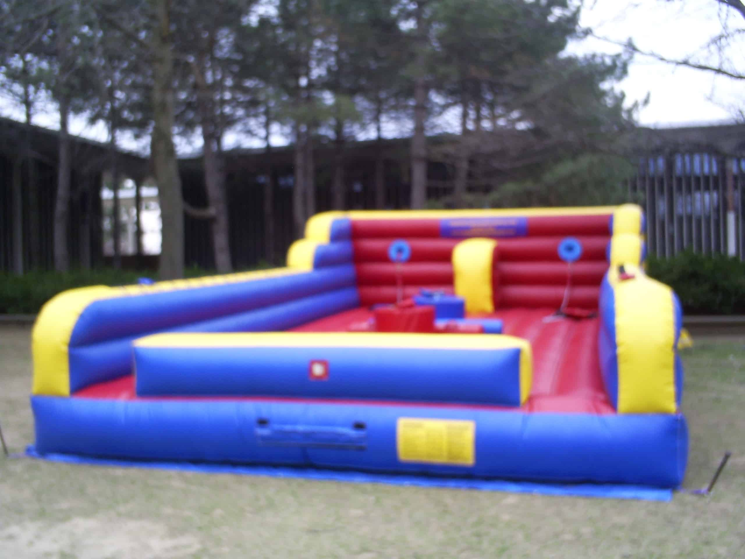 BASKETBALL Bounce Game Rental