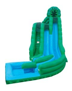 Emerald Ice Slide