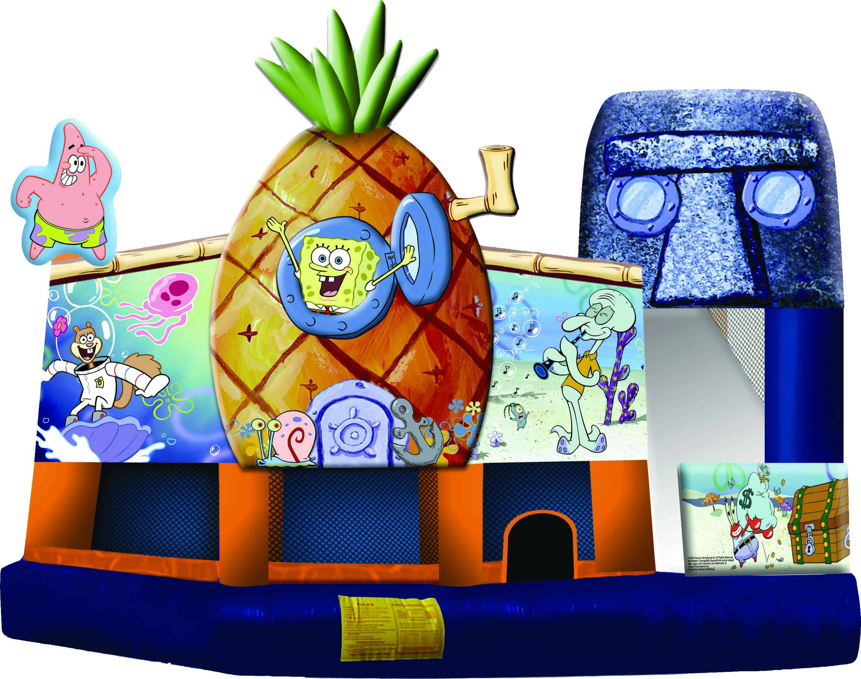 Sponge Bob Combo