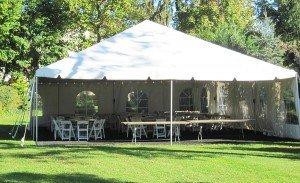 Tent 30x30